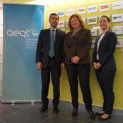 Grupo Arola (Arola y Hitsein) firma acuerdo y se convierte en Business Partner de AEQT - Asociación Empresarial Química de Tarragona