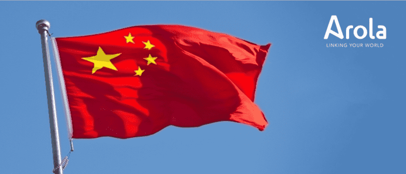 New regulations for import and export to or from China