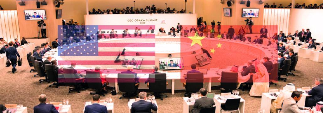 Diálogo frío entre Estados Unidos y China