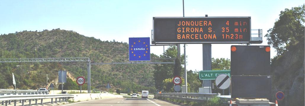 La importancia de la aduana de La Jonquera y su previsión de crecimiento