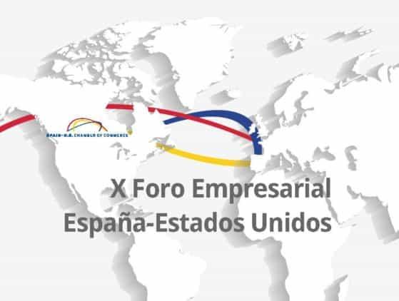 Presentes en X Foro Empresarial España-Estados Unidos