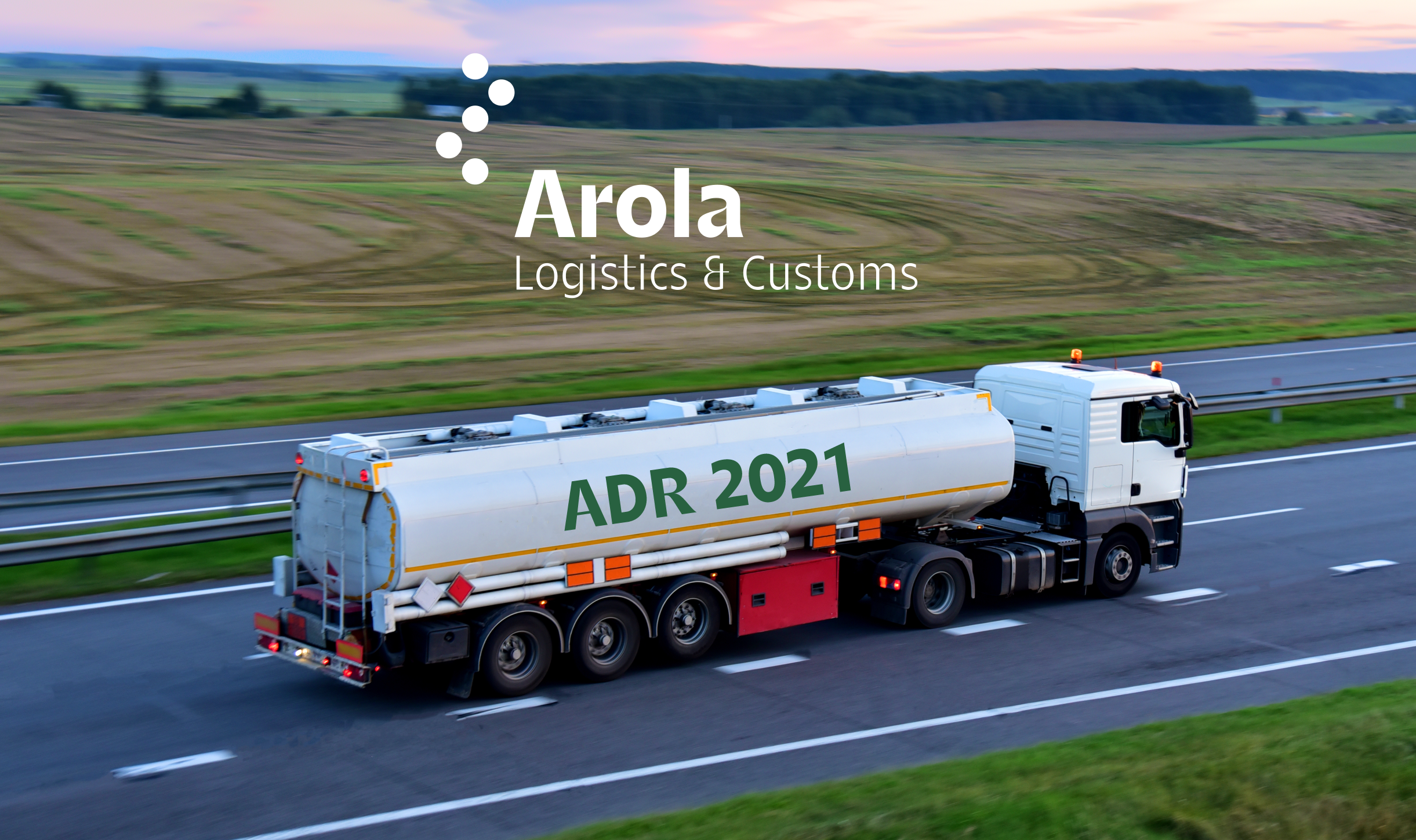 Transporte internacional de mercancías peligrosas por carretera ADR 2021