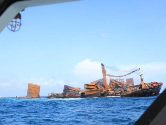 ACTUALIZACIÓN: Accidente marítimo en la costa de Colombo, Sri Lanka
