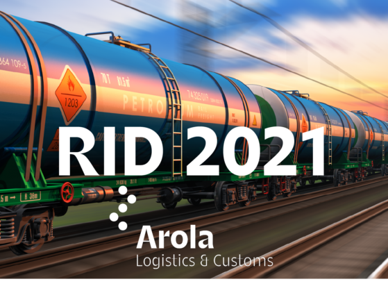 Reglamento relativo al Transporte Internacional de Mercancías Peligrosas por Ferrocarril  (RID 2021)