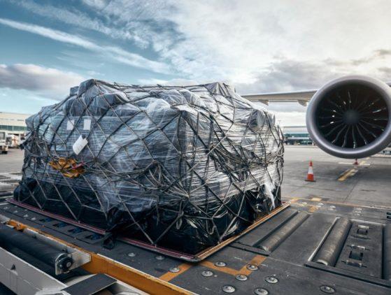 Securización carga aérea volando a través de Holanda