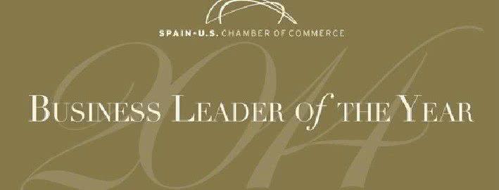 """Arola presente en la Cena de Gala Anual, en Nueva York, para el """"Business Leader of the Year"""""""