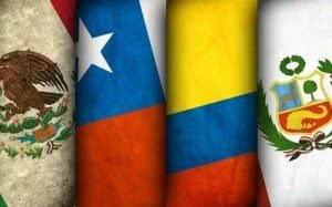 alianza del pacífico, Mercosur, Caricom