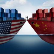 comercio internacional entre Estados Unidos y China