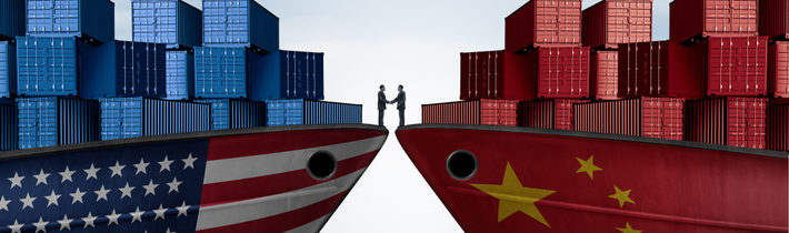 comercio internacional entre Estados Unidos y China